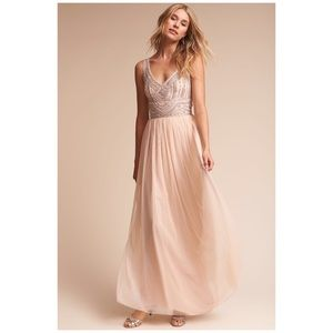 Anthropologie BHLDN Sterling Dress
